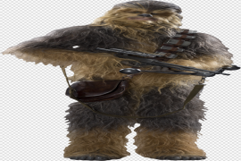 Chewbacca PNG Clipart