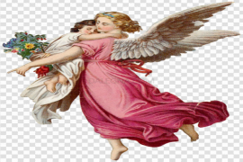 Christmas Angel PNG Free Download