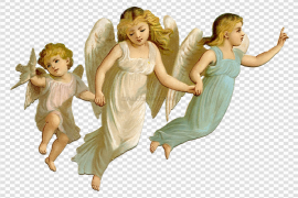 Angel PNG Picture