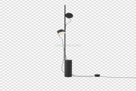 Office Floor Lamp PNG Photos