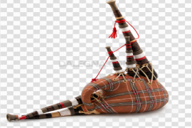Bagpipes PNG Image