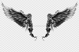 Chest Tattoo PNG Photo