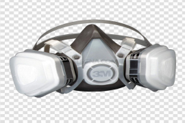 Respirator Mask PNG Clipart