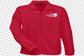 Casual Red Jacket PNG Clipart