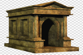 Crypt PNG File