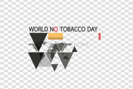 World No Tobacco Day Transparent PNG
