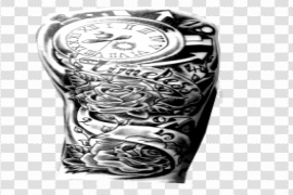 Arm Tattoo PNG Transparent Picture