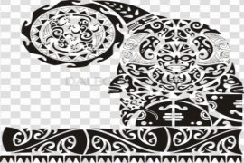 Chest Tattoo PNG Clipart