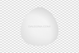 White Easter Egg PNG Pic