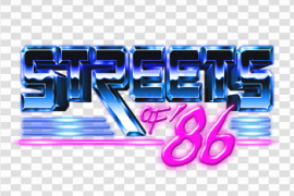 Synthwave PNG Download Image