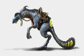 Creatures PNG Pic