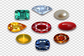 Gems PNG Picture