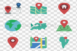 Geography PNG Photos