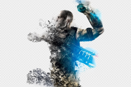 Red Faction PNG Photo