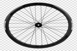Bicycle Wheel Tire PNG Free Download
