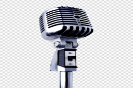 Microphone PNG File