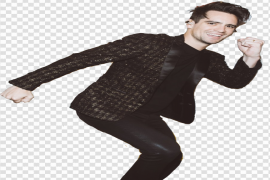 Brendon Urie PNG Transparent HD Photo