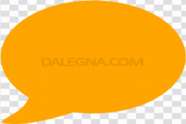 Colorful Chat Bubble PNG File