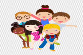 Friendship PNG Background Image