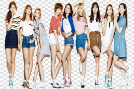 TWICE PNG Picture