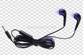 Android Earphone Transparent PNG