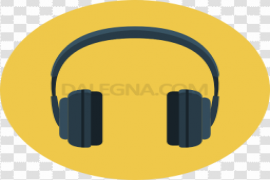 Headphone PNG Clipart