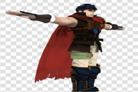 Ike Super Smash Brothers PNG Clipart