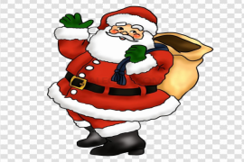 Santa Claus Father Christmas PNG Pic