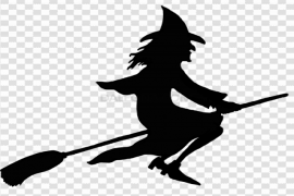 Witch PNG Transparent Image