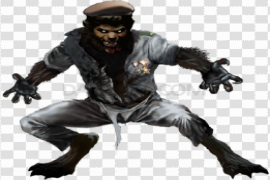 Werewolf PNG Pic
