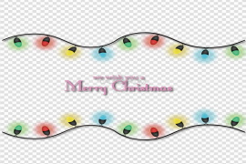 Holiday Light PNG Clipart