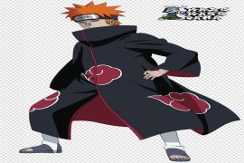 Naruto Pain PNG Transparent Picture