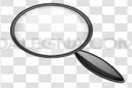 Magnifying Glass Icon PNG