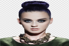 Singer Katy Perry PNG Image