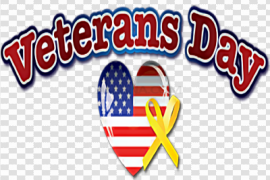 Veterans Day PNG File