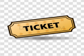Ticket PNG File
