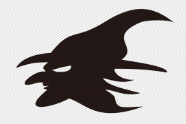Witch Face PNG Transparent