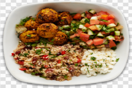 Food Plate White PNG