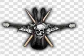 Avenged Sevenfold PNG Pic