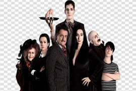 The Addams Family Download PNG Image