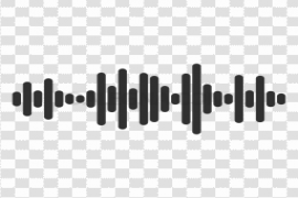Frequency Sound PNG Image