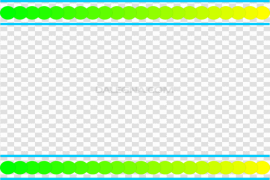 Yellow Border Frame PNG Clipart