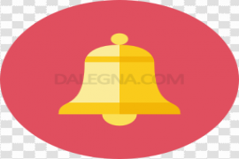 YouTube Bell Icon PNG Transparent Picture