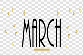 March PNG Pic
