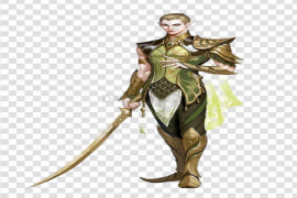 Male Elf PNG Image Free Download