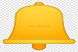 YouTube Bell Icon Transparent PNG