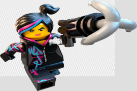 The Lego Movie Toy PNG Image
