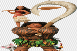 Moana PNG Clipart
