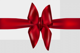 Red Ribbon PNG HD