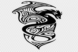 Arm Tattoo PNG File